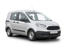 personal car lease ford transit courier kombi