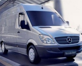 Mercedes Benz van leasing SPRINTER 3 Sprinter 313CDI MWB HR