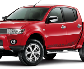 business lease MITSUBISHI L200