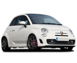 personal car lease abarth 500