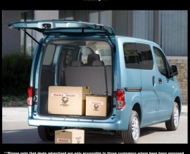 NV200 ACENTA Combi 1.5 dCI 89 lease