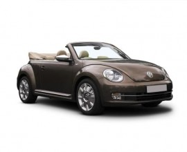 business car leasing volkswagen beetle cabriolet