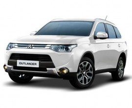 Mitsubishi Outlander New Model 2.0 PHEV GX4h Auto Contract Hire and Car Lease from £304.95