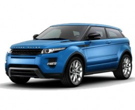 Personal car leasing land rover range rover evoque coupe