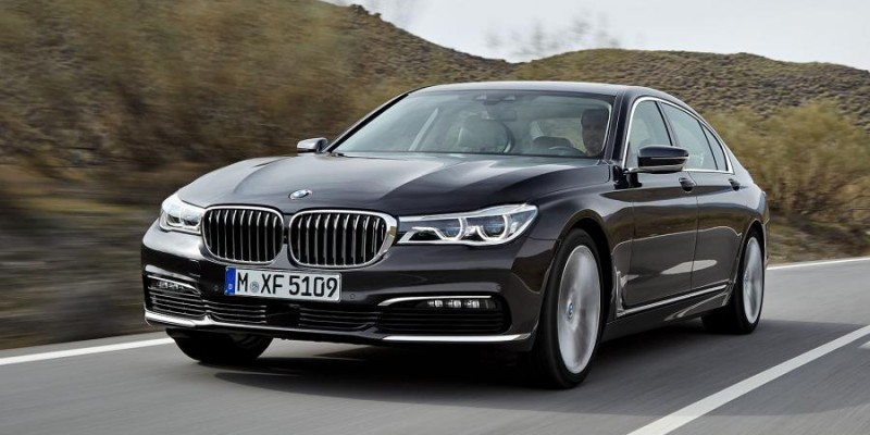 New Model 7 Series Bmw Lease Deals