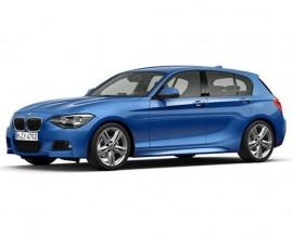 Business car lease BMW 116d efficient dynamics plus Manual 5dr