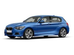 Business car lease BMW 116d efficient dynamics plus Manual 5dr