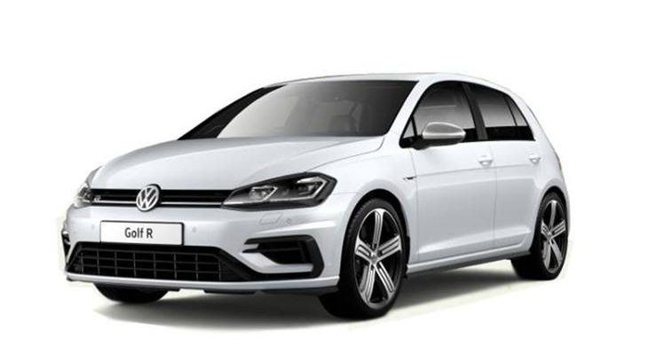 Volkswagen Golf 2.0 TSI R 5 Door  sc 1 st  Car Lease 4 U : 5 door - pezcame.com