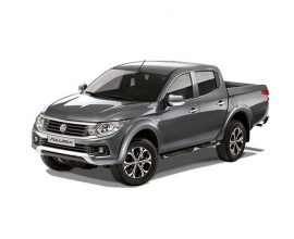 fiat fullback 2.4 150hp LX Double Cab Pick Up