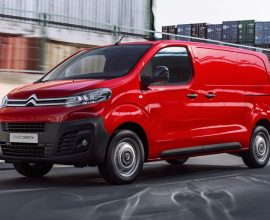 Citroen Dispatch business lease