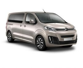 car leasing citroen space tourer estate