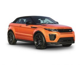 car lease land rover range rover evoque convertible 2door