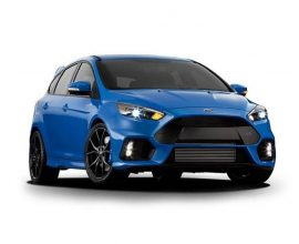 car lease ford focus rs