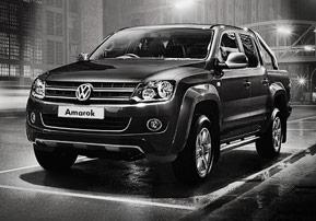 The all new VW Amarok