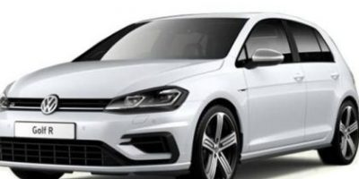 Lease Volkswagen Golf  R