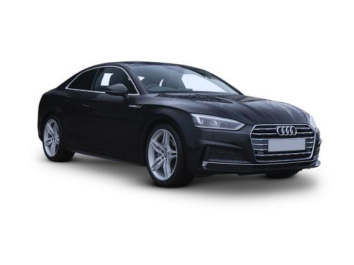Lease Audi A5 coupe