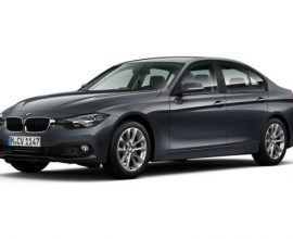 Lease BMW 3 series saloon