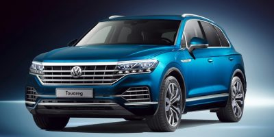 Lease Volkswagen Touareg estate