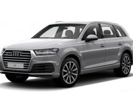Lease audi q7 estate 5door