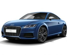 Lease audi tt coupe