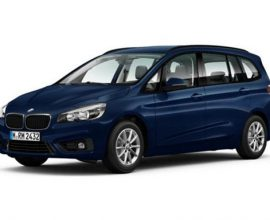 Lease bmw 2 series gran tourer 5door