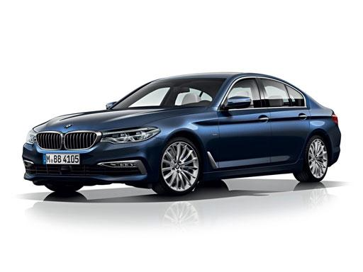 Lease bmw 5 series saloon 4door
