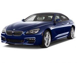 Lease bmw 6 series gran coupe 4door