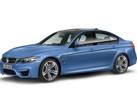 Lease bmw m3 saloon 4door
