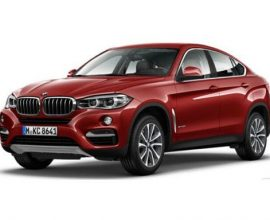 Lease bmw x6 estate 5door