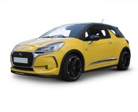 Lease ds 3 hatchback 3door