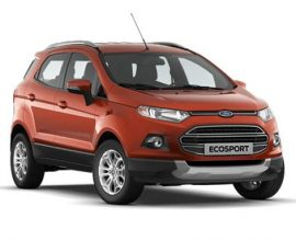 Lease ford ecosport hatchback 5door