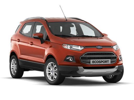Lease ford ecosport hatchback 5door