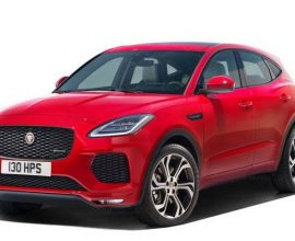 Lease jaguar e pace estate 5door
