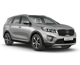 Lease kia sorento station wagon 5door