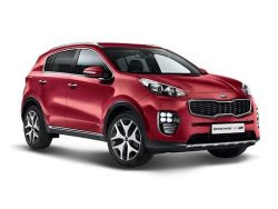Lease kia sportage estate 5door