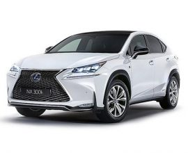 Lease lexus nx estate 5door