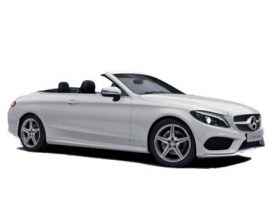 Lease mercedes benz c class cabriolet 2door