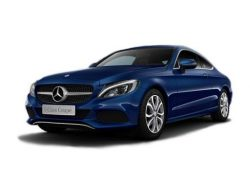 Lease mercedes benz c class coupe 2door
