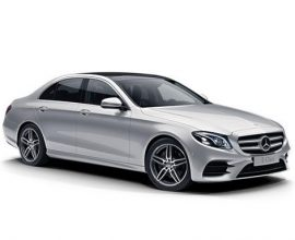Lease mercedes benz eclass saloon 4door