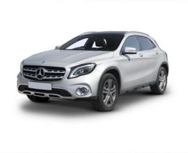 Lease mercedes benz gla class hatchback 5door