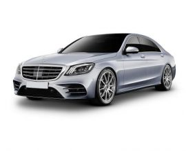 Lease mercedes benz s class saloon 4door