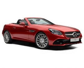 Lease mercedes benz slc roadster 2door
