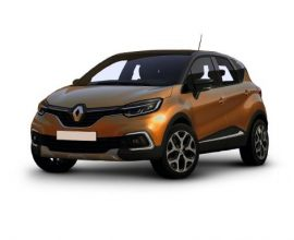 Lease renault captur hatchback 5door
