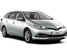 Lease toyota auris touring 5door