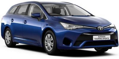 Lease toyota avensis touring 5door