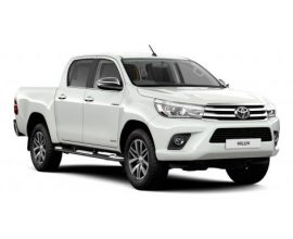 Lease toyota hilux Double Cab