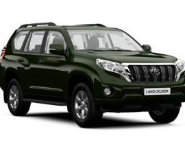 Lease toyota land cruiser 5door