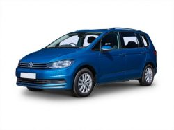 Lease volkswagen touran estate 5door