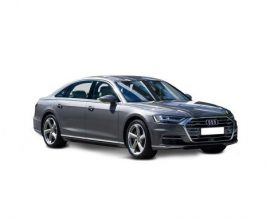 Lease audi a8 saloon 4door