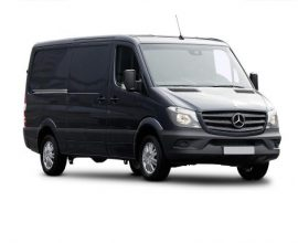 lease Mercedes Benz Sprinter lwb